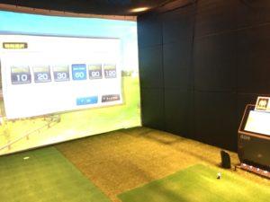 ライザップゴルフ個室練習場2