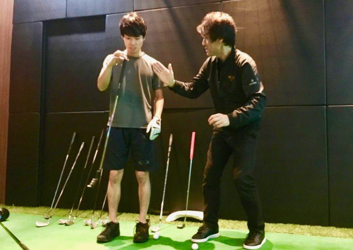 ライザップゴルフで学ぶ振り子の理論