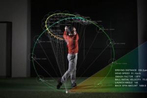 ライザップゴルフとソニーが共同開発したセンサー