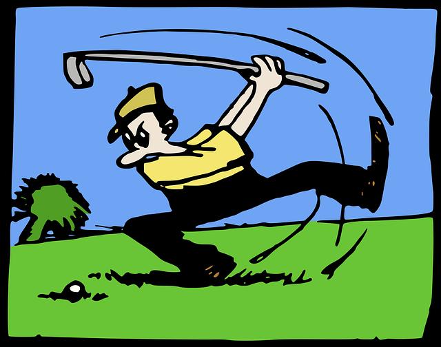 ライザップゴルフで学ぶ体重移動